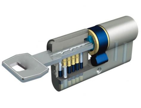 Perché scegliere le serrature con cilindro europeo? > Sensor