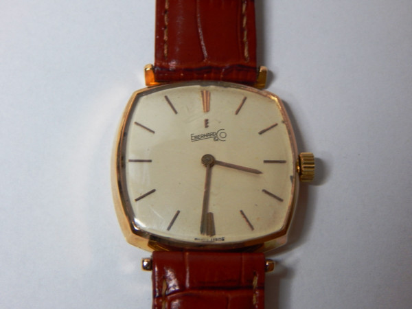 Orologio Eberhard oro immagine 0