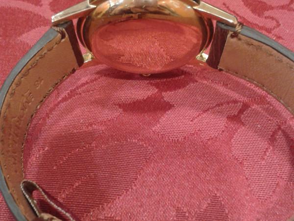 Orologio Tissot in oro immagine 3