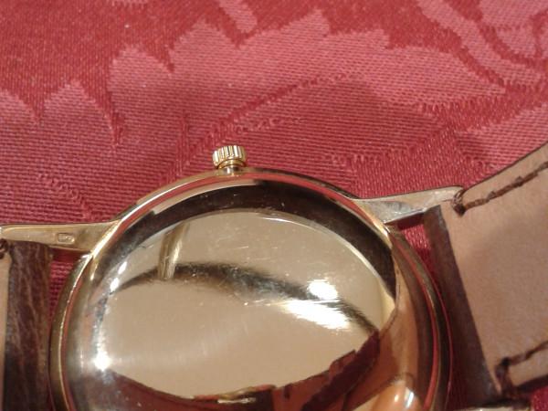 Orologio Tissot in oro immagine 1