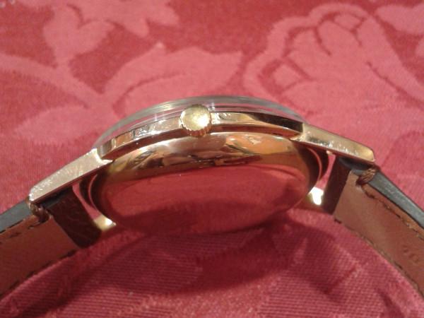 Orologio Tissot in oro immagine 2