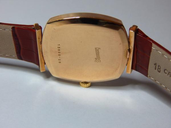 Orologio Eberhard oro immagine 1
