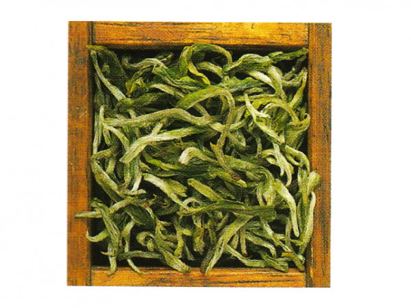 Tè verde Yunnan Green immagine 0