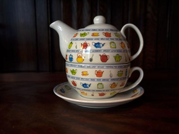 Set Tea for one TEIERE immagine 0