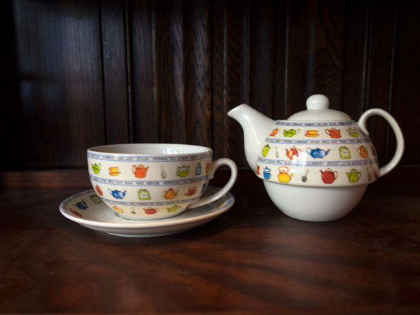 Set Tea for one TEIERE immagine 1