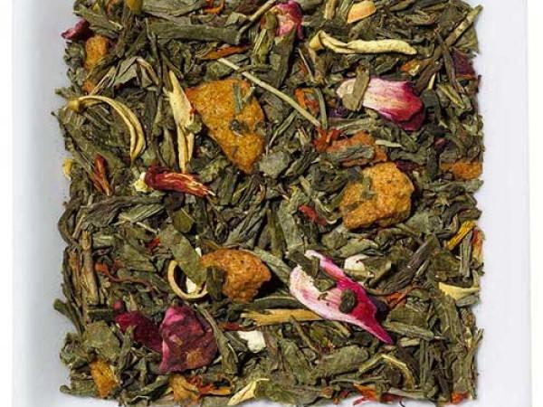Tè verde China verde  DETEINATO immagine 0
