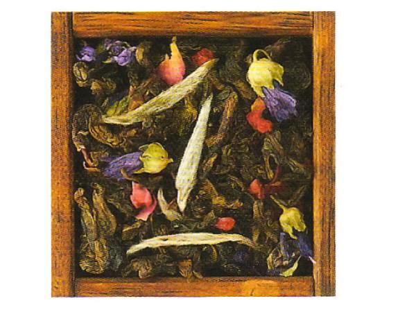 Tè Lu Yu (oolong e bianco ) immagine 0