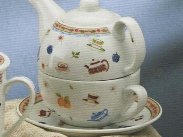 Set Tea for one TEA TIME immagine 0