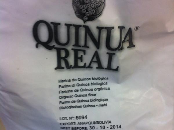 Torta di quinoa immagine 4