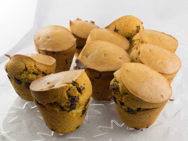 Muffin Quinoa e Cioccolato 6pz immagine 0