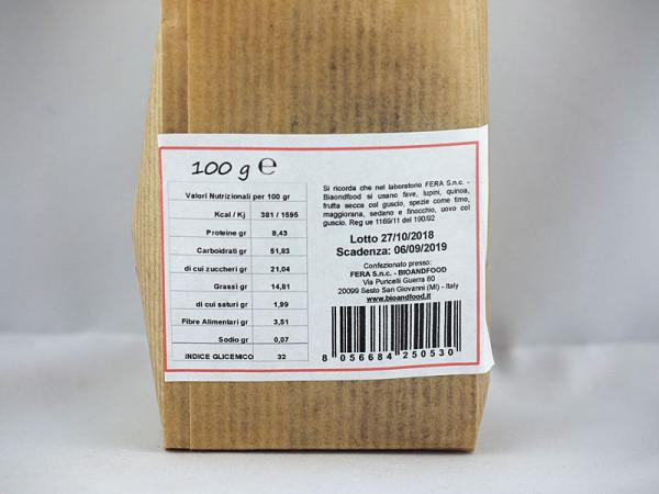 Biscotti Quinoa e Limone immagine 1