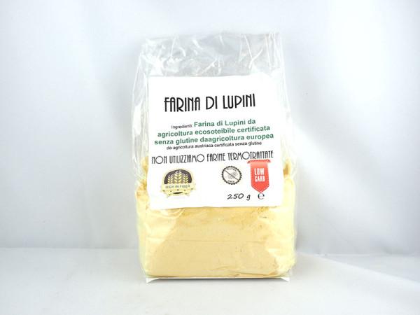 Farina Lupini 250 gr immagine 0