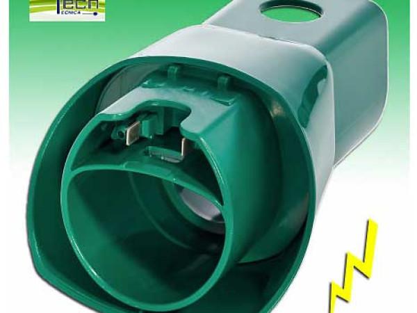 Adattatore elettrificato per VK 130-150 immagine 0