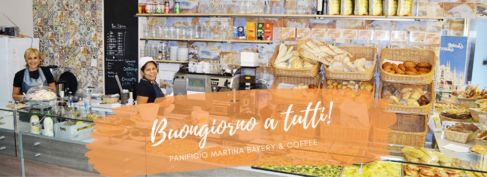 Panificio Martina Bakery coffee zona sempione Milano